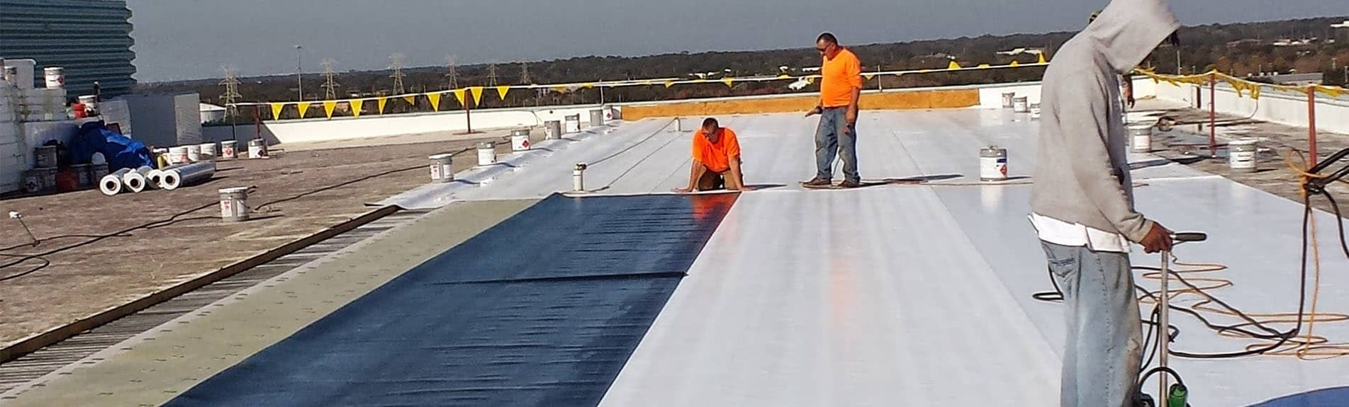 Columbia Roofing Company, Roofing Contractor and Roofer